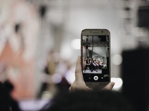 Videon kuvaaminen puhelimella – plussat ja miinukset