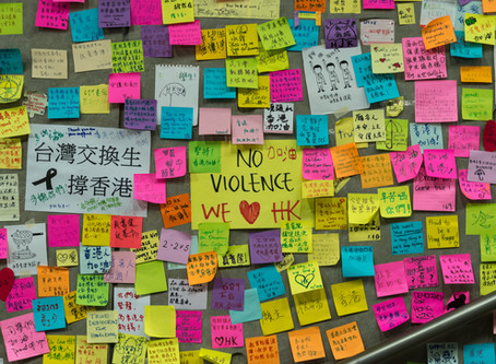 Is Hong Kong still a safe place to live in?