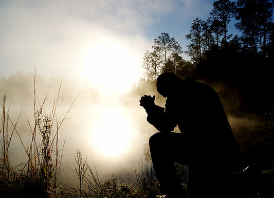 Unity Prayer over Phone