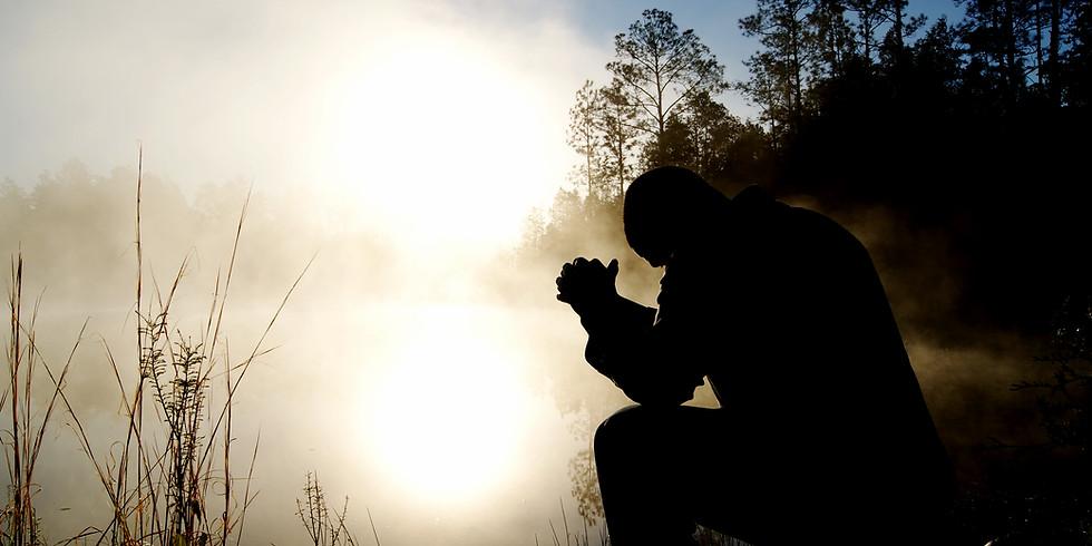 Holy Week -Early Morning Prayer
