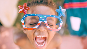Fourth of July Hot Spots
