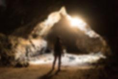 טיול מערות צל הדרך