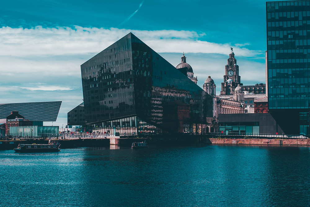 Royal Albert Dock, Liverpool England.