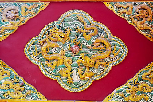 The Healing Order of the Golden Dragon Package - Increased Spiritual Awareness