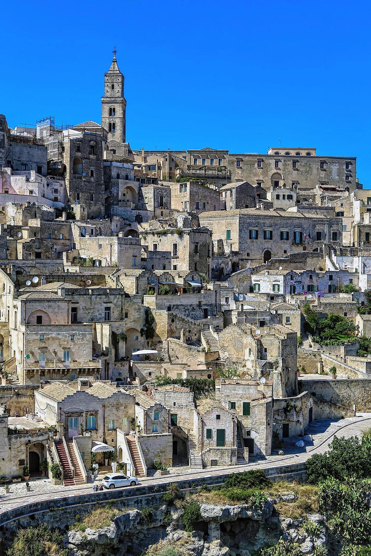Calia Italia herkomst Matera bij de Ruijtermeubel