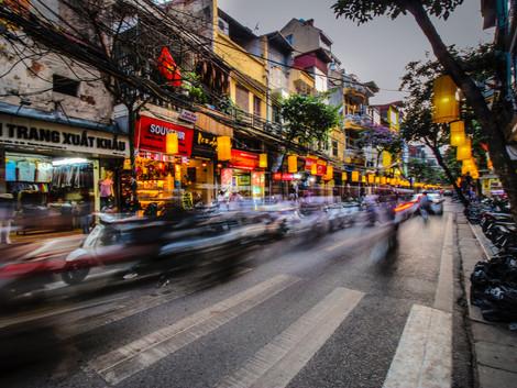 Cómo ir del aeropuerto de Hanoi al centro