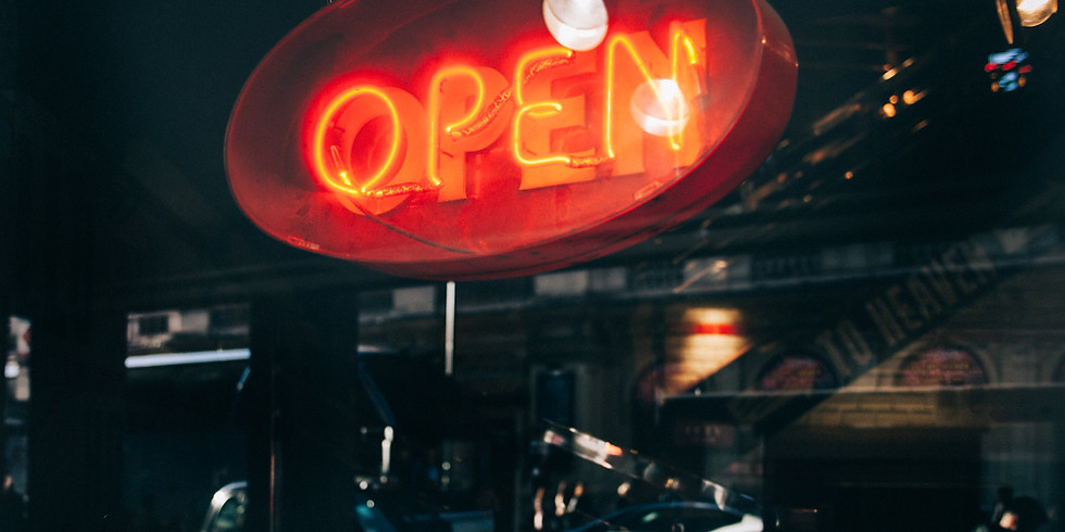 Open for Business - Safety Guidance for Restaurant and Bars