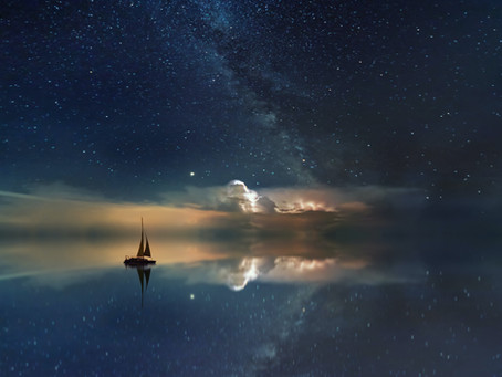 The Universe's Mirror