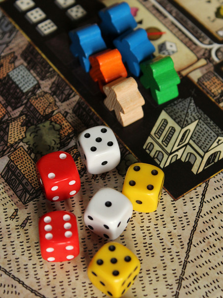 5 board games to keep you entertained