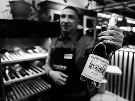 Podcast: Consideration & Wine