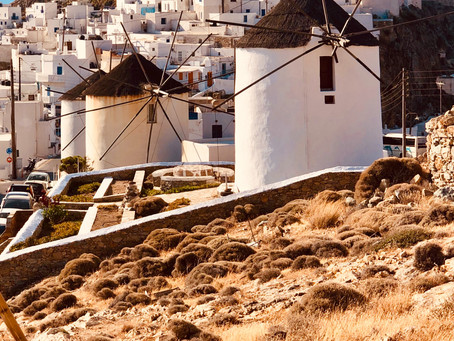 Serifos - het onbekende Cycladeneiland
