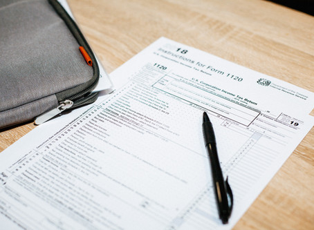 Filing 2019 Income Taxes & Proactive Tax Planning for 2020