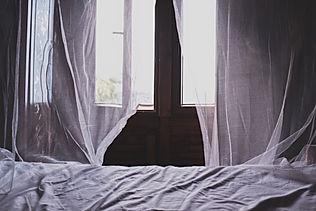 blackout net curtains