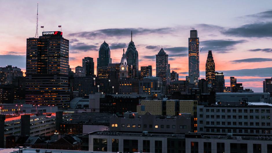 Philadelphia dims its lights to prevent migrating birds crashing into skyscrapers