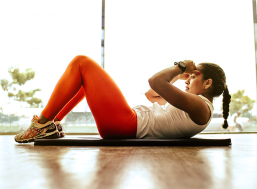 Core Strength Training for the Soccer Player