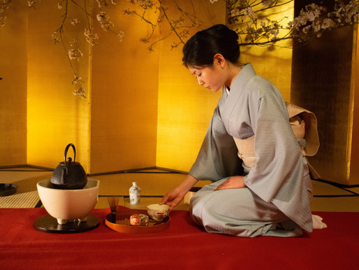 Home Hosted Tea Ceremony in The City of Ten Thousand Shrines