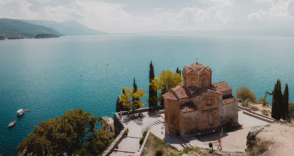Ohrid, Macedonia del Norte