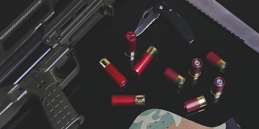 Basic Shotgun Shooting