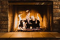 Palisade Gardens Fireside lounge