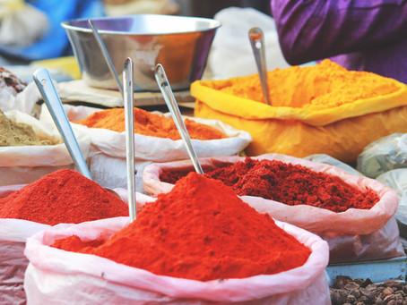 Chutě jižní Indie: Chettinad chicken z Tamil Nadu.