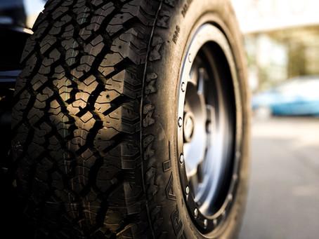 Minimum tyre tread depth in Australia