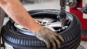 Our Guide to Dealing with a punctured tyre.