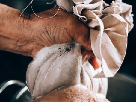 G - wie die Geschichte der Seife