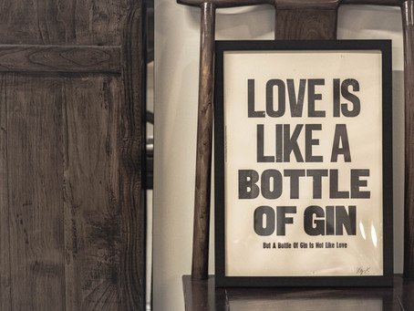 THE WORLD OF GIN