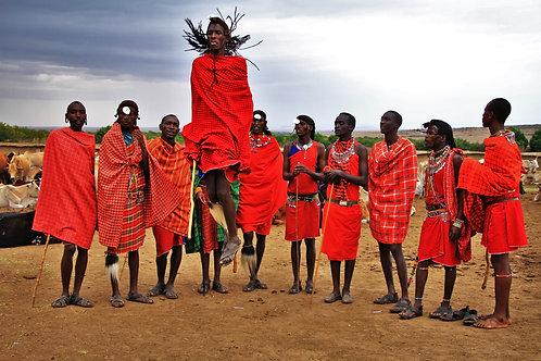 Kenia 8 días: Seguro