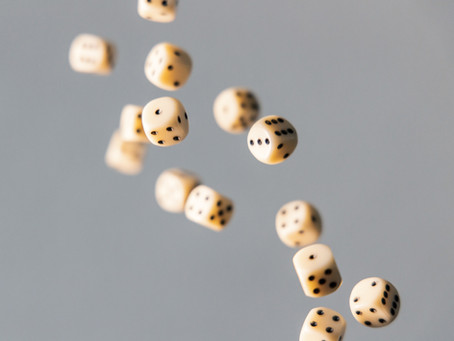 Finding a Good Password is Just a Roll of the Dice