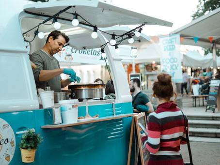 REACT- Febre anos atrás, food trucks perdem espaço em SP