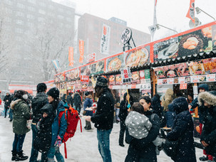 "Let's ask to Eshan #4 ""Yuki Matsuri"" A Snow Festival in Japan?"