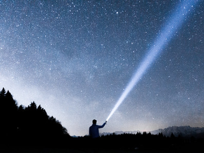 Di notte il Signore fa splendere le stelle