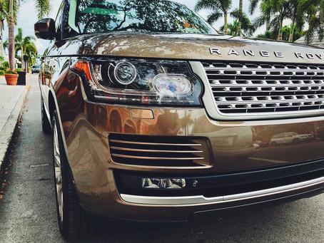 Auto Case Study: Luxury SUV