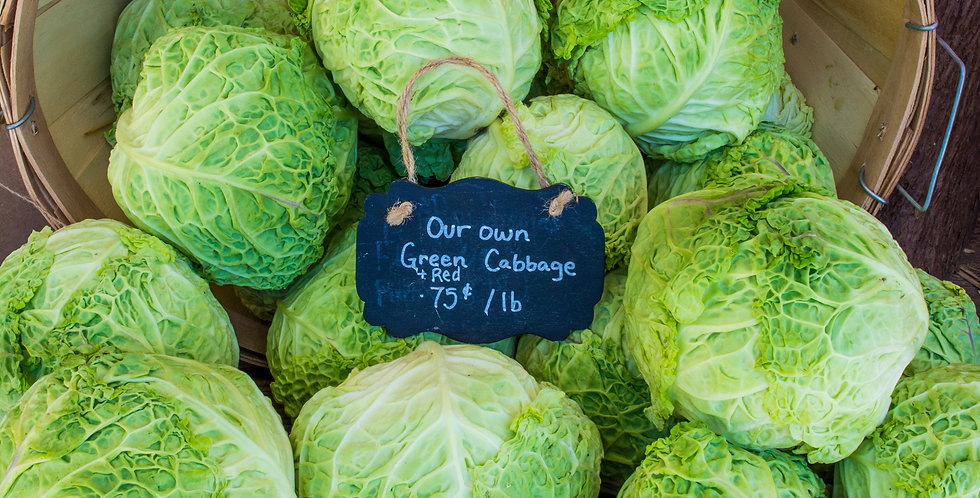 Green Cabbage-lb
