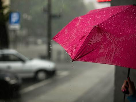 The Crying Umbrella