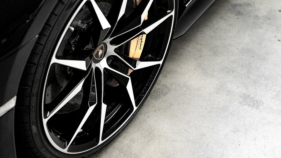 Diamond Tire Shine