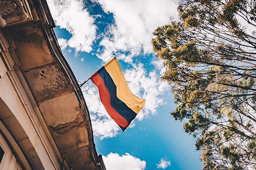Colombia 8 días: Pago Mensual