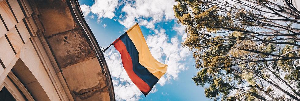 Colombia 8 días: Seguro de cancelación