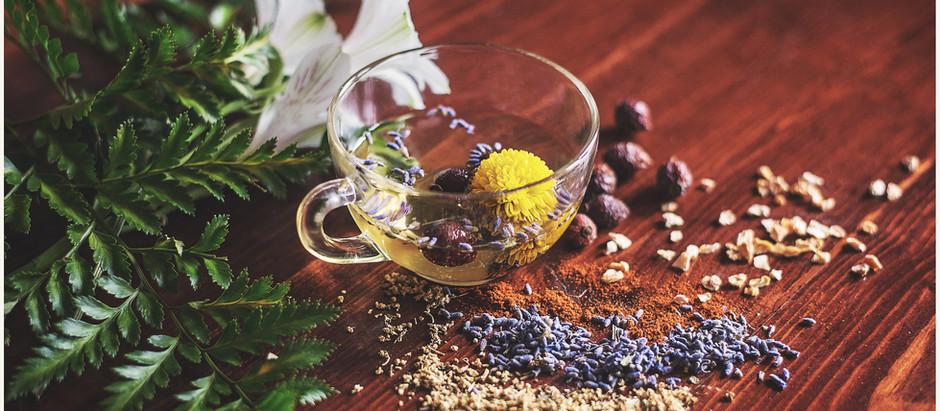 Let Tea Be Your Medicine