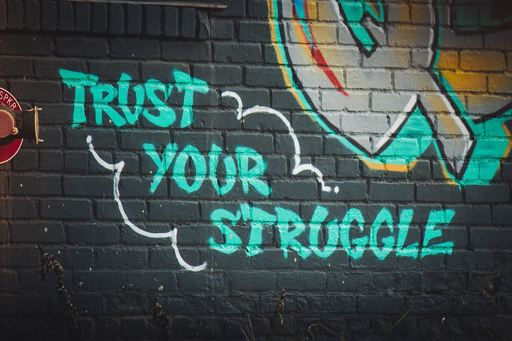 healing trauma, self trust
