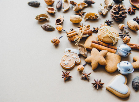 How to be OK with Holiday Indulgence