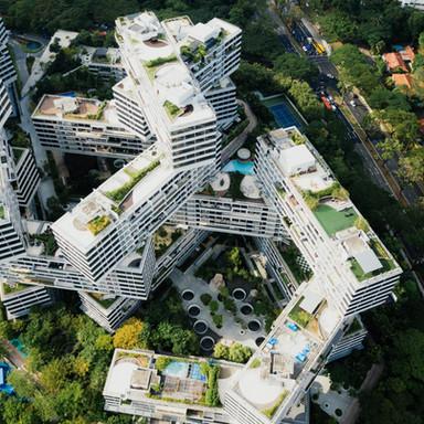 Eco-urbanismo y desarrollo urbano: Plan de renovación urbana ciudad CAN 2038