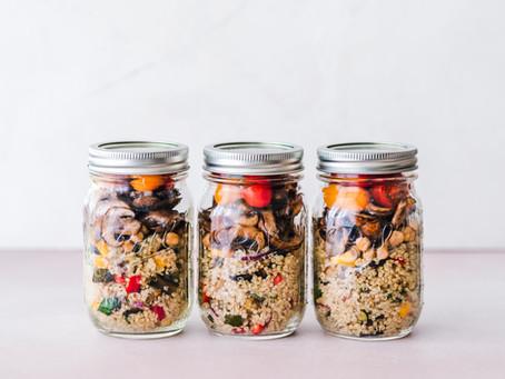 ¡Organiza tus comidas! y mejora tu salud