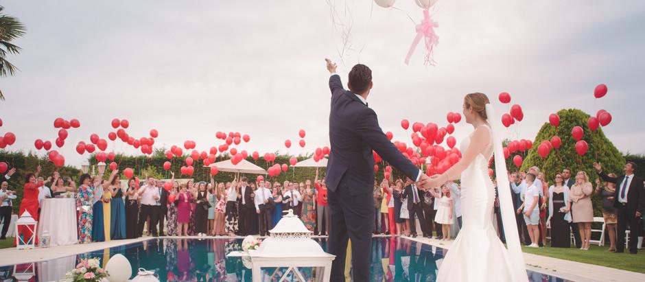婚禮的Thank You Speech – 你準備好了嗎?
