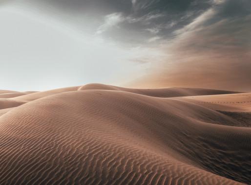 The Sahara Desert Dust Storm Is Headed For America