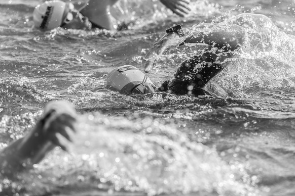 Masters Swim Training