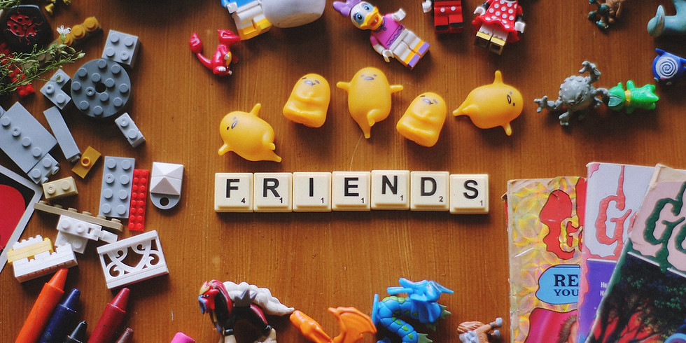 Weekly Friendship, Craft, Knit & Natter Club