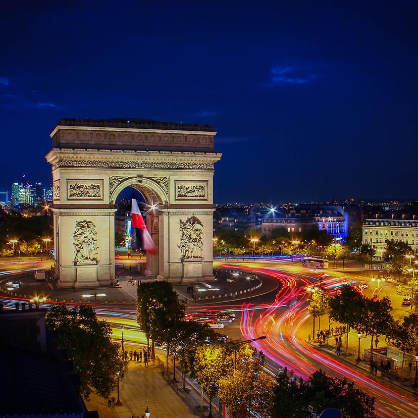 La veillée Rise à Paris #2
