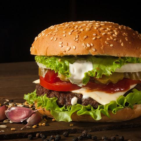 Burger | rhythm bar & grill